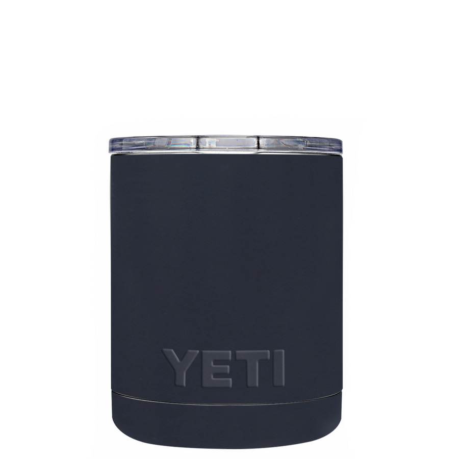 Custom YETI 10 oz Blue Gray Design Your Own Tumbler
