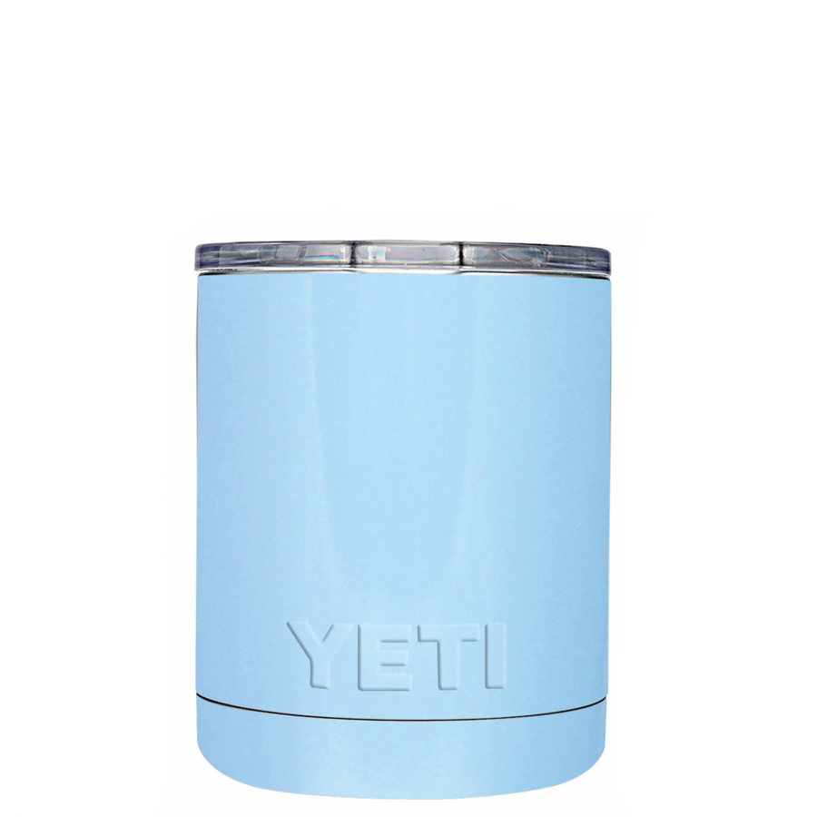 Custom YETI 10 oz Blue Troll Design Your Own Tumbler