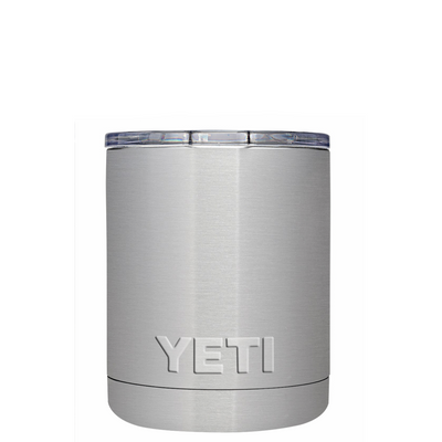 Custom YETI 10 oz Stainless Steel Design Your Own Tumbler