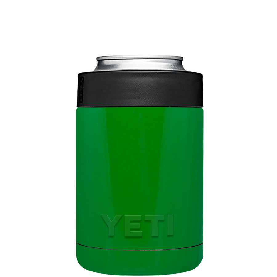 Custom YETI Colster Farm Green Design Your Own Bottle & Can Cooler
