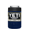 Custom YETI Colster Navy Blue Design Your Own Bottle & Can Cooler