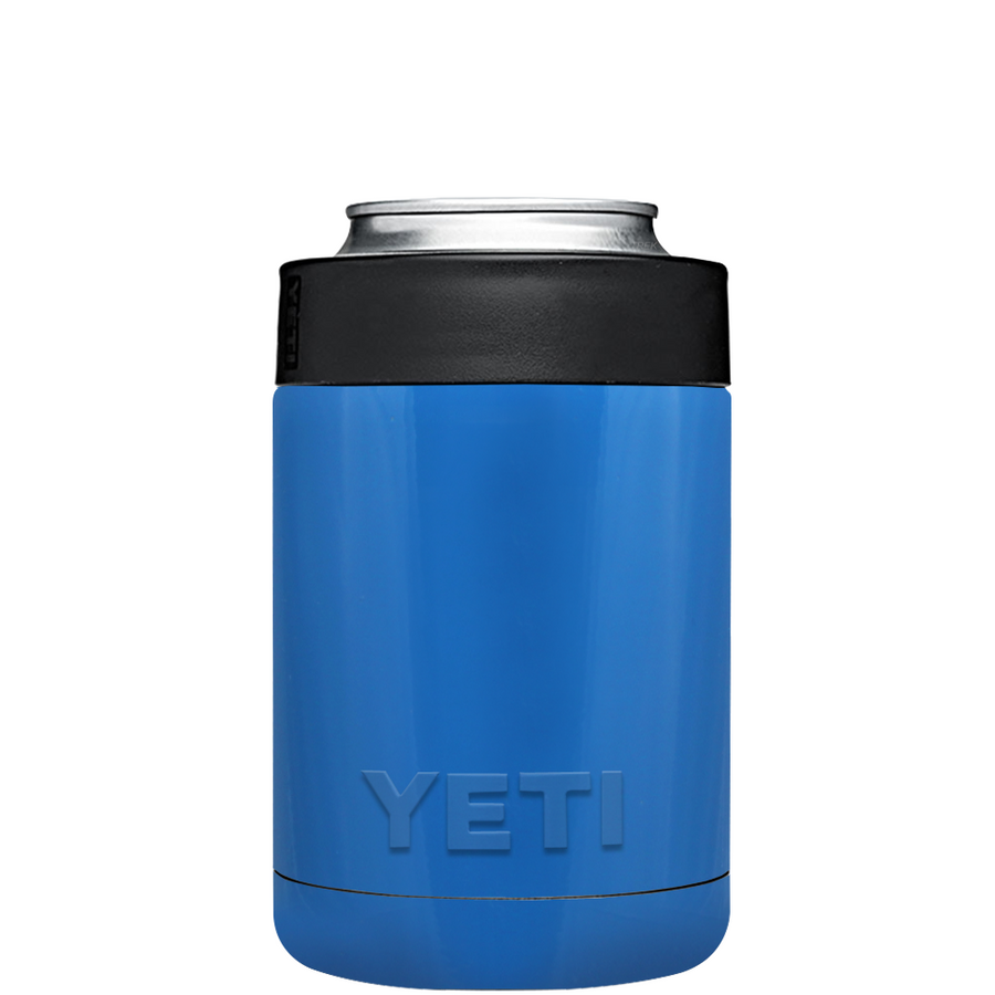 Custom YETI Colster Playboy Blue Design Your Own Bottle & Can Cooler