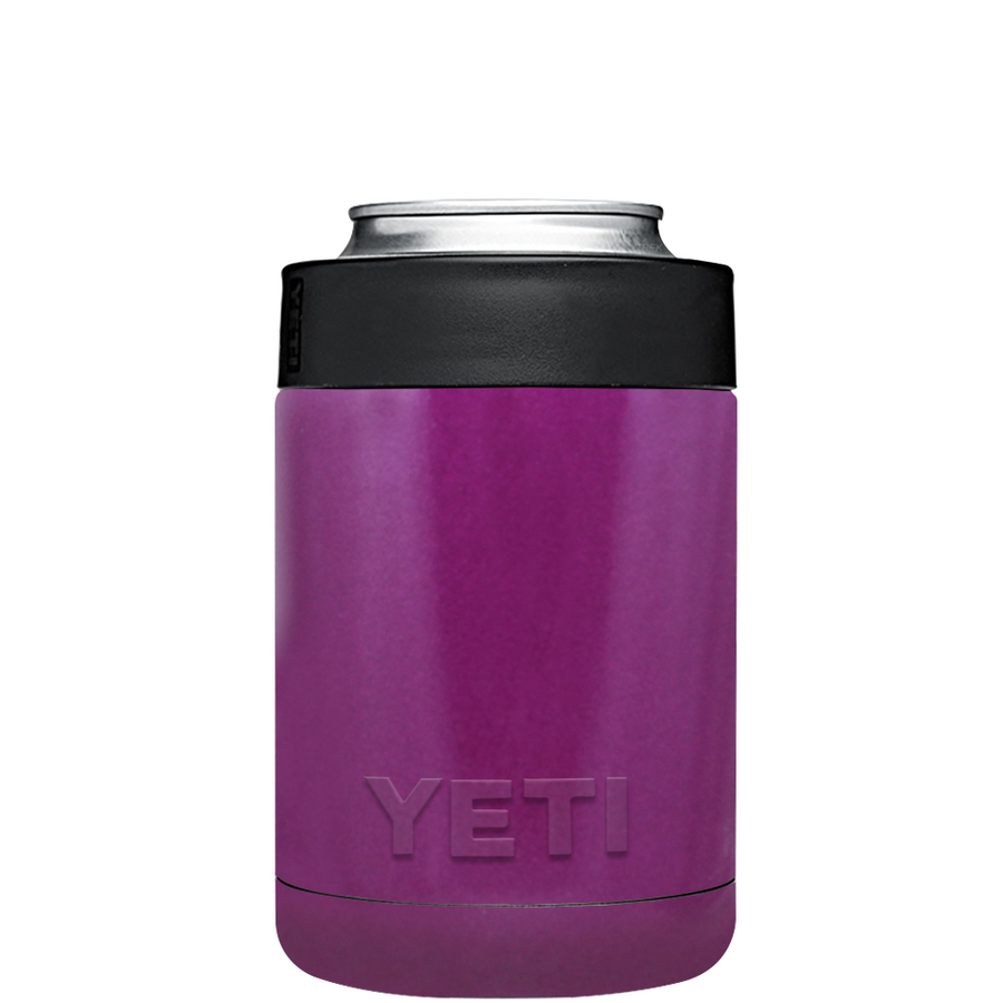 Custom YETI Colster Plum Wine Design Your Own Bottle & Can Cooler