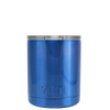 YETI Blue Translucent 10 oz Lowball Tumbler