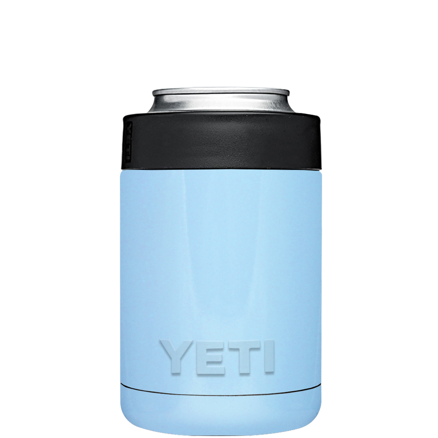 YETI Blue Troll Colster Can Cooler & Bottle Insulator