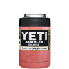 YETI Guava Colster Can Cooler & Bottle Insulator