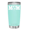YETI 20 oz Soccer Mom on Seafoam Tumbler