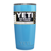 Custom YETI 20 oz Baby Blue Design Your Own Tumbler