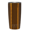 YETI Copper Translucent 20 oz Rambler Tumbler