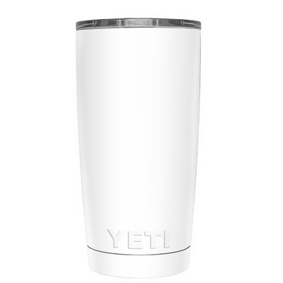 YETI White Gloss 20 oz