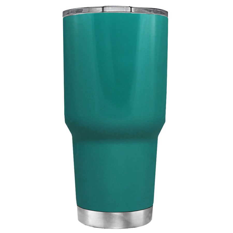 YETI 30 oz I Stole Her Heart on Aqua Blue Wedding Gift Tumbler