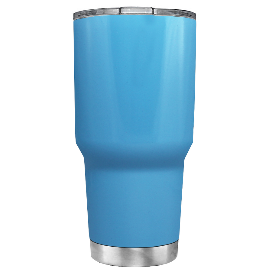 YETI 30 oz I'm Stole His Last Name on Baby Blue Wedding Gift Tumbler