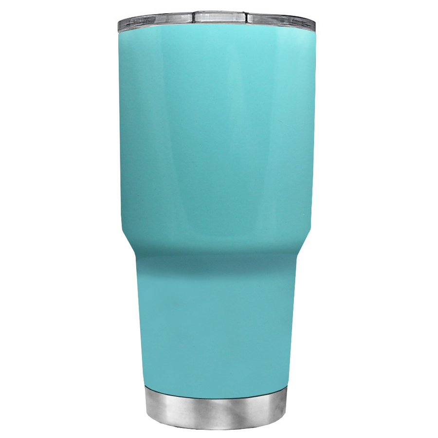 YETI 30 oz I'm Stole His Last Name on Seafoam Wedding Gift Tumbler