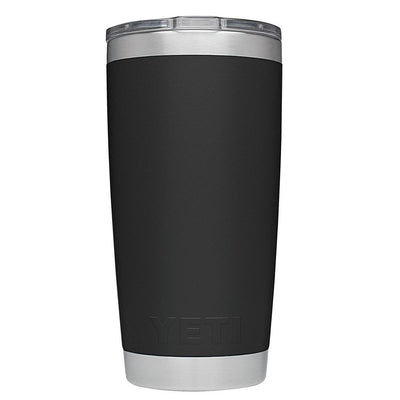 YETI 20 oz Never Trust and Atom on Black DuraCoat Tumbler