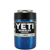 YETI Blue Translucent Colster Can Cooler & Bottle Insulator