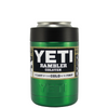 YETI Green Translucent Colster Can Cooler & Bottle Insulator