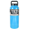 YETI Baby Powder Blue 36 oz Rambler Bottle