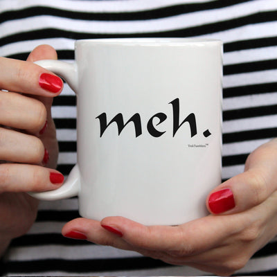 meh. 11oz Coffee Mug