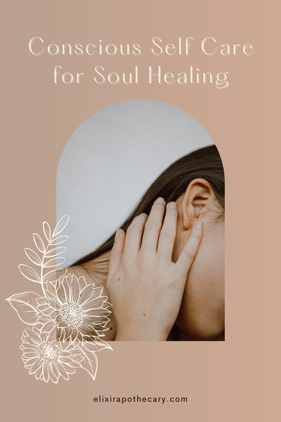 Used in a conscious way, self care rituals will not only soothe your body and mind, but support your soul healing and ascension.