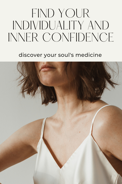 Discover your individuality and inner confidence, so you can formulate your unique Soul Elixir, which is the unique medicine that your soul agreed to bring to Earth at this time and embrace the confidence you need to succeed.