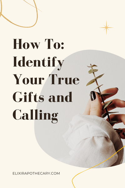 The discovery of your true gifts and calling can be as exhausting as much as it is fulfilling -- let's make it easier to find those first steps.