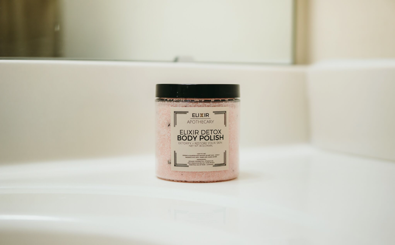Elixir Detox Body Polish