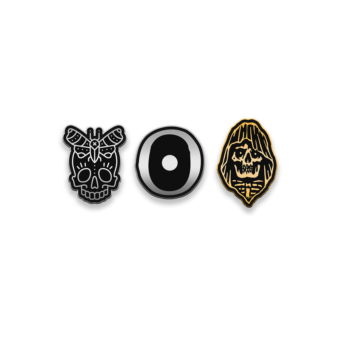 Bad Omens Enamel Pin Pack