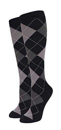 High Performing Men's Compression Socks | Sweat Proof & Breathable for All Activities- Workout Gear, Nursing Supplies, Travel Gear | Support Socks: For Blood Circulation & Pain Relief CMA