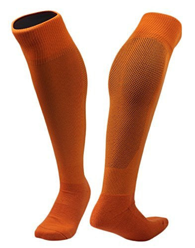 Meso Unisex Children Adult 1 Pair Knee High Sports Socks Plain M