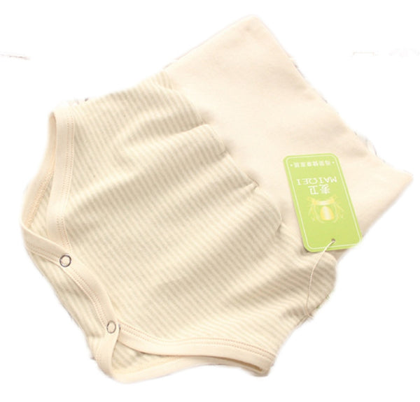 Meso Infant Baby's 1 PK High Waist Organic Cotton Underwear 2 Sizes