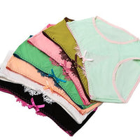 Meso Women's 4 Packs Laced Underwear Multi Color Size XS/S