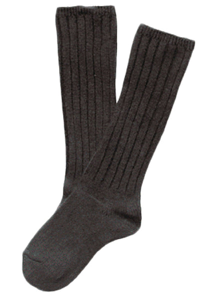LLS Children 1 Pair Knee High Cashmere Wool Socks 3 Sizes 12 Colors