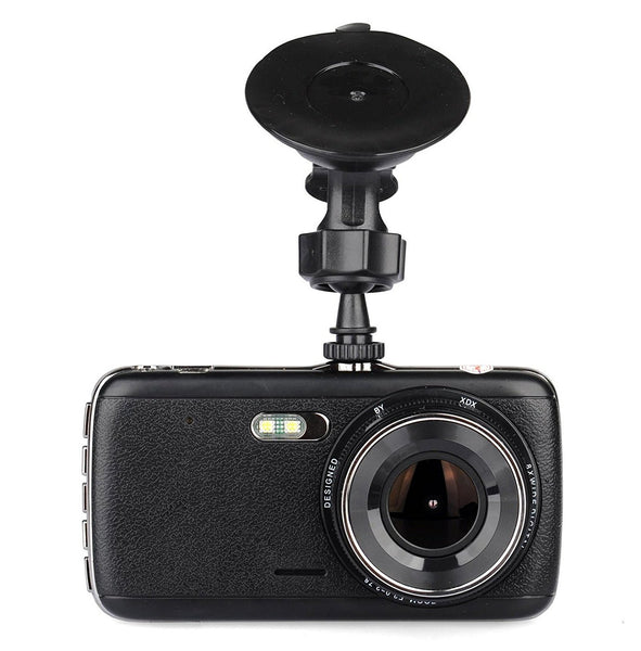 "Lian LifeStyle Car Dash Cam 4.0"" LCD FHD 1080p 170 Degree Wide Angle Dashboard Camera Recorder with AR-0330 Video Sensor, G-Sensor, WDR, Loop Recording LY770"