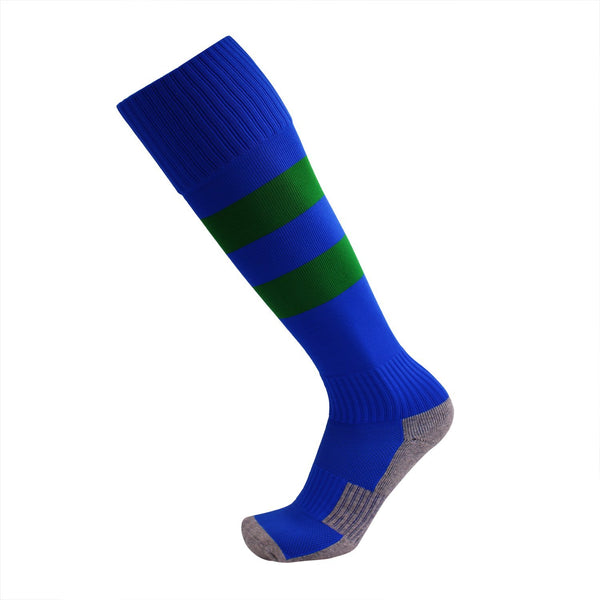 Lian LifeStyle Boy's 1 Pair Knee High Sports Socks Size L MS1604001 3 Sizes