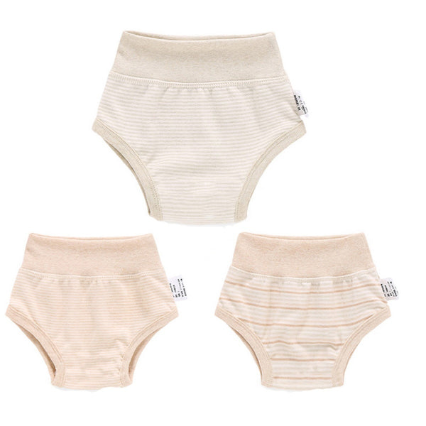 Meso Infant's Toddler's 3 PK Organic Cotton Underwear(0Y-8Y)