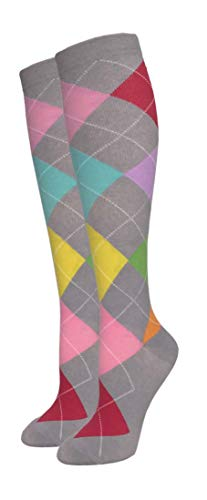 High Performing Womens Compression Socks | Sweat Proof & Breathable for All Activities- Workout Gear, Nursing Supplies, Travel Gear | Support Socks: For Blood Circulation & Pain Relief CM