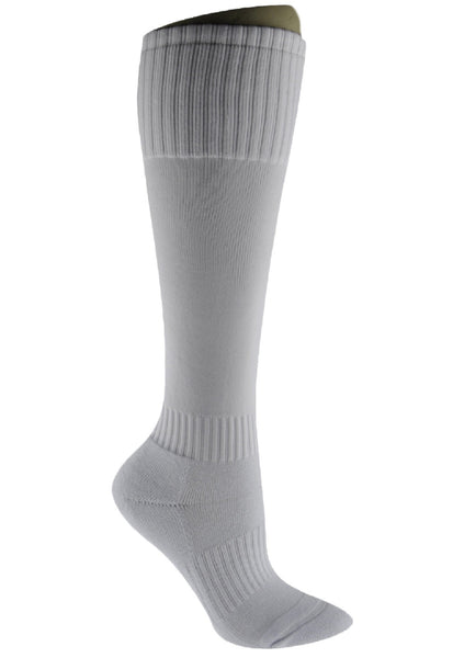 Lian LifeStyle Unisex Youth 2 Pairs Knee High Cotton Sports Socks