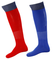 Meso Unisex Children 2 Pairs Athletic Knee High All Sports Socks Size XS/S/M