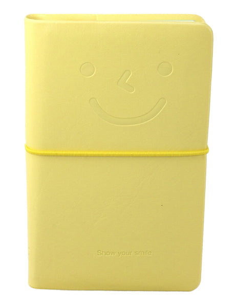 Meso Mini Smiley Diary Notebook Journal 75 x 125mm