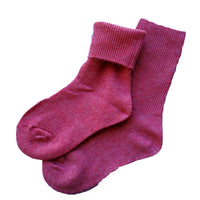 Meso Children 6 Pairs Pack Wool Socks Solid Color 0Y-6Y