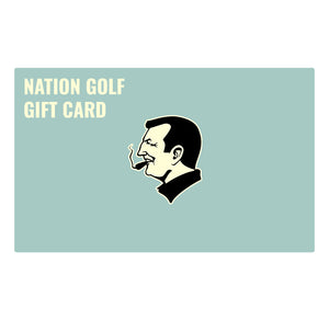 Nation Golf Gift Card