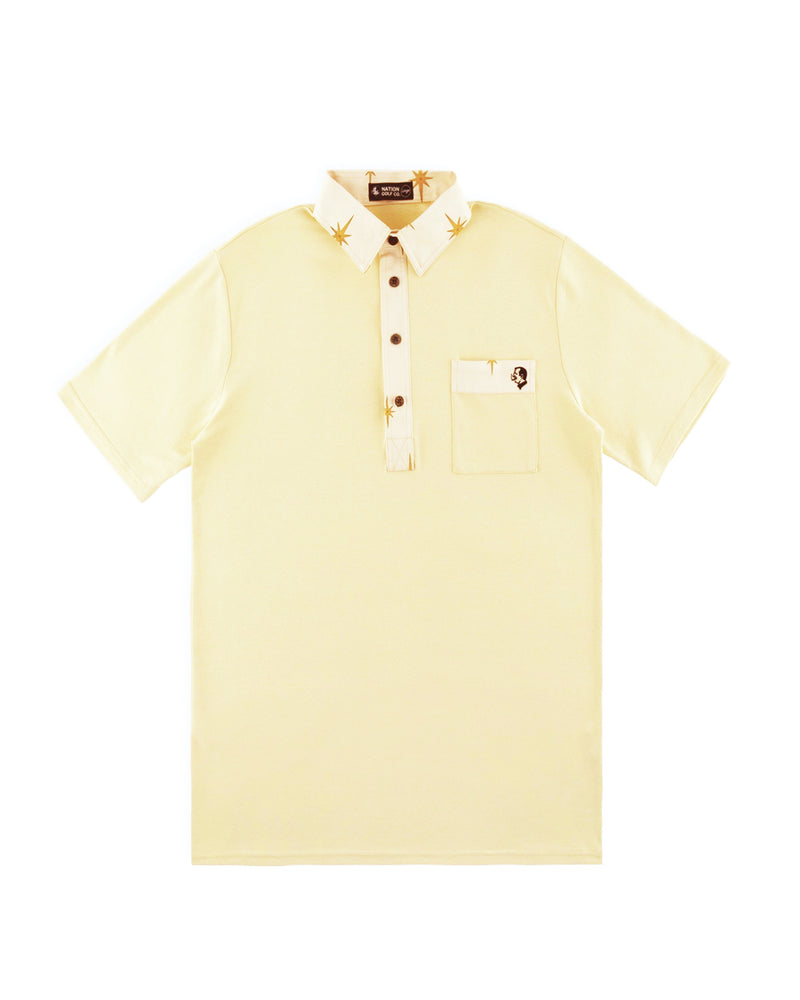 1958 Stardust Hard Collar Golf Shirt