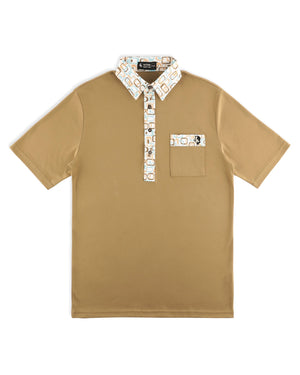 Special Reserve Hard Collar Golf Shirt