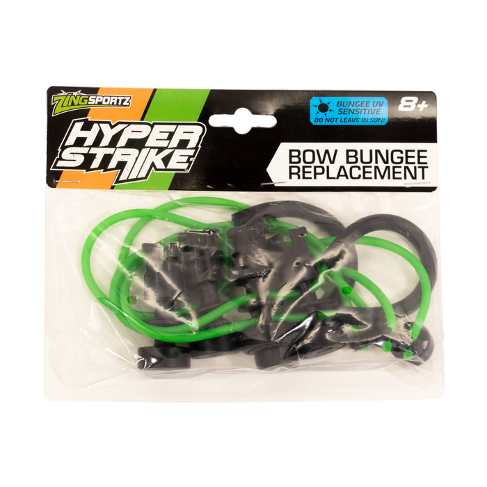 HyperStrike Bow Bungee Replacement - Green or Orange