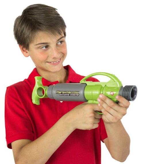 Green and Grey Extreme Blaster