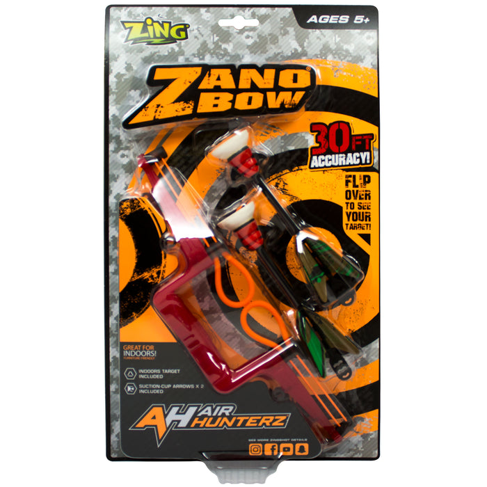 Zing Air Hunterz Zano Bow