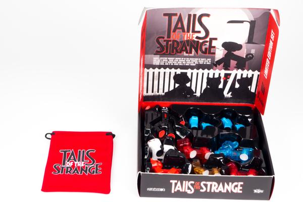Tails of the Strange Open Box Showing Bots