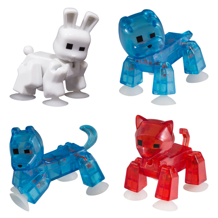 Stikbot Pet :   Cat , Dog , Rabbit, Bulldog