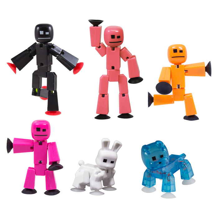 Stikbot Family