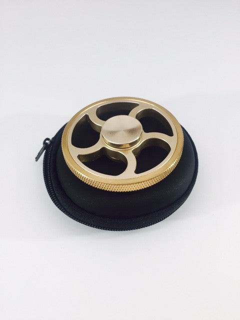 Brass Wheel Spinner